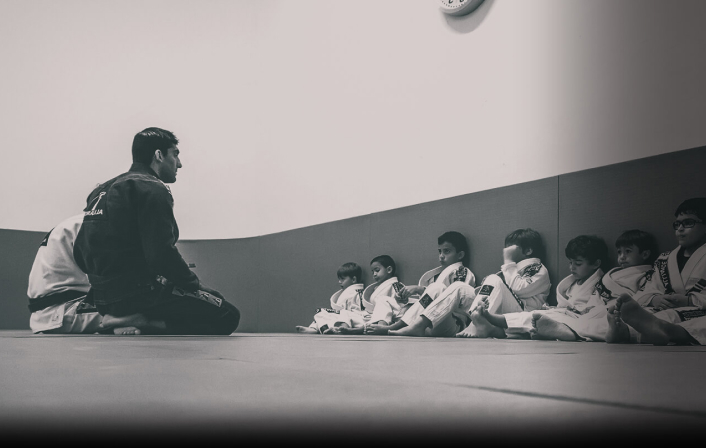 Houston Brazilian Jiu-Jitsu Junior Kids BJJ Program