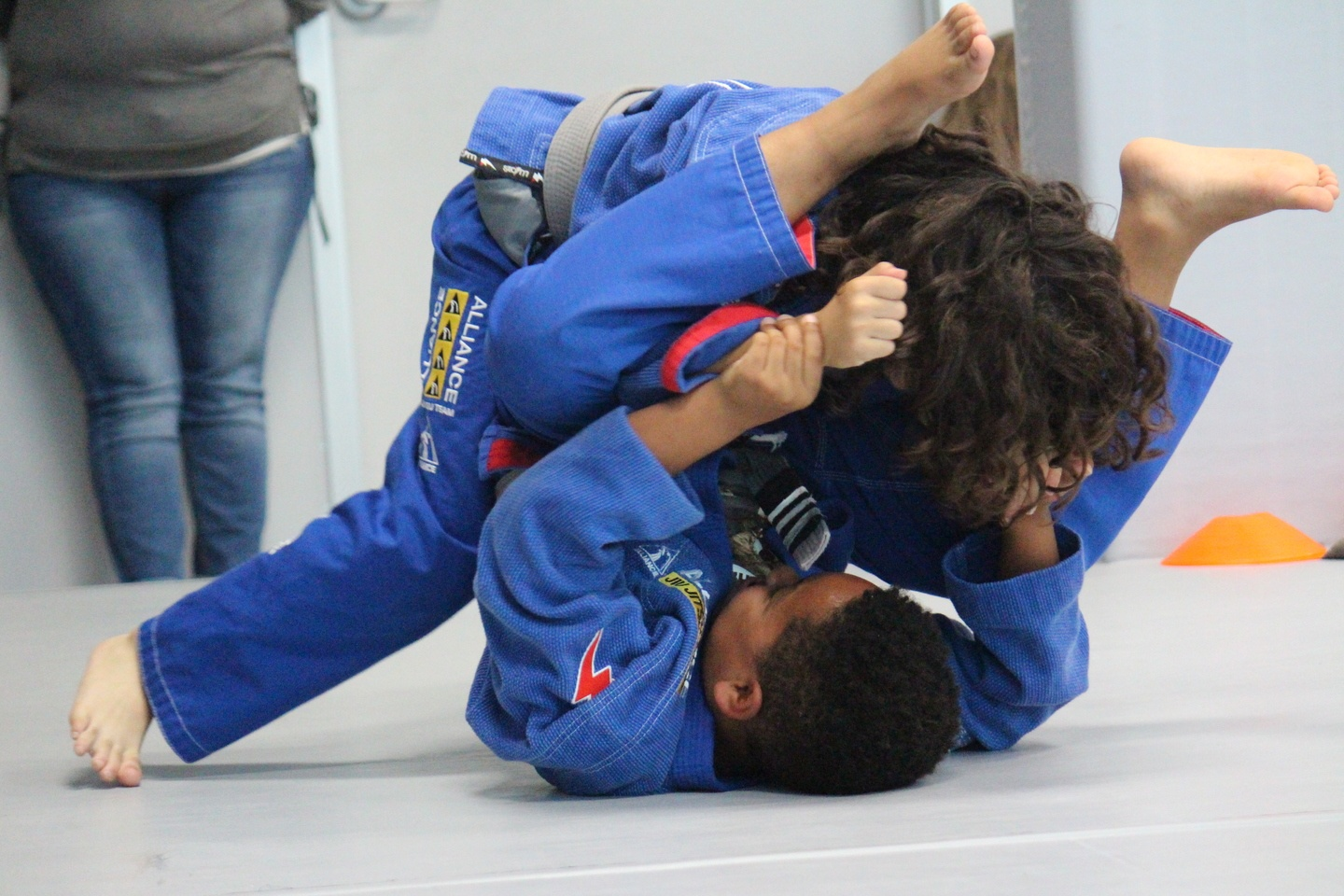 challenge competition with Houston Brazilian Jiu-Jitsu
