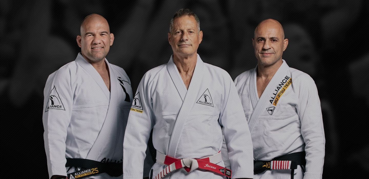 Houston Brazilian Jiu Jitsu School and Pearland Martials Arts Alliance Founders